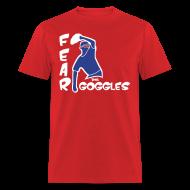 T-Shirts ~ Men's T-Shirt ~ Fear The Goggles - Tyler Clippard