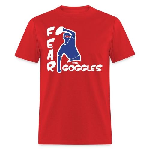 Fear The Goggles - Tyler Clippard - Men's T-Shirt