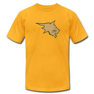 Team Cat - Men's T-Shirt by American Apparel