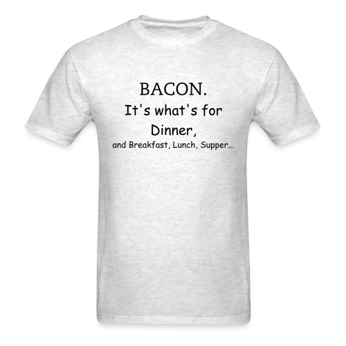 Bacon - Men's T-Shirt