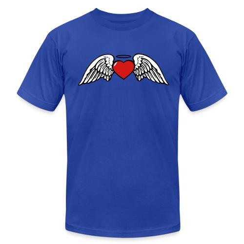 Freedom To Love  T-Shirt for Men - Men's Fine Jersey T-Shirt
