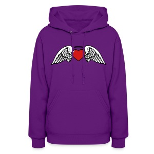 Freedom To Love  Hoodie for Women - Women's Hoodie