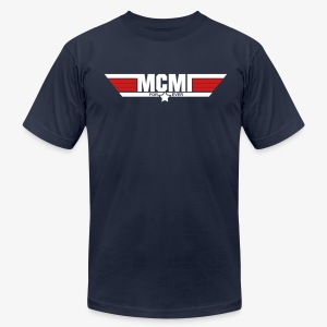 MCMI FOREVER 01 - Men's T-Shirt by American Apparel