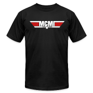 T-Shirts ~ Men's T-Shirt by American Apparel ~ MCMI FOREVER 04