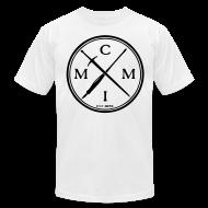 T-Shirts ~ Men's T-Shirt by American Apparel ~ PEN x SWORD 02