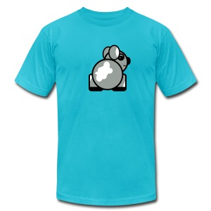 Baby Got Back - Koala T-Shirt for Men - Men's T-Shirt by American Apparel