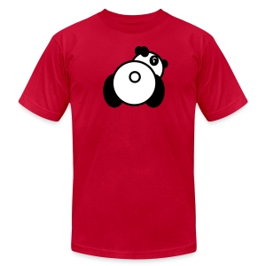 Baby Got Back - Panda T-Shirt for Men - Men's Fine Jersey T-Shirt