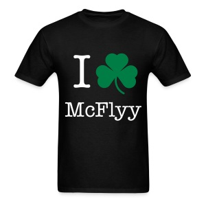 I Shamrock McFlyy T - Men's T-Shirt