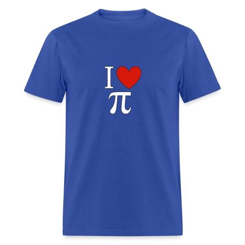 I Love Pie - Men's T-Shirt