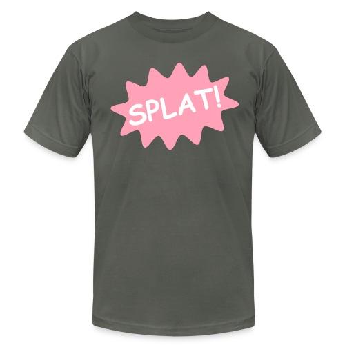 Splat  T-Shirt for Men - Men's Fine Jersey T-Shirt