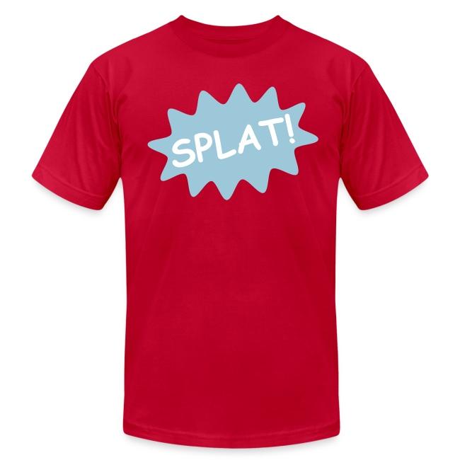 Splat  T-Shirt for Men