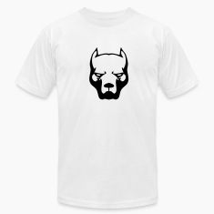 White dogs T-Shirts