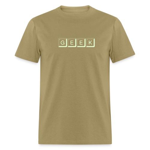 GEEK T - Men's T-Shirt