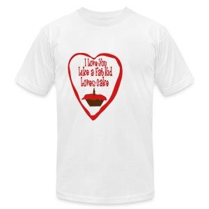 Fat Kid - Men's Fine Jersey T-Shirt
