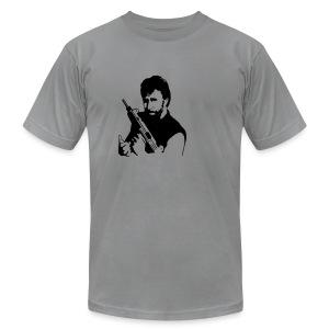 Chuck's Achilles' - Men's Fine Jersey T-Shirt