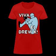 Women's T-Shirts ~ Women's T-Shirt ~ Drew Storen Silhouette