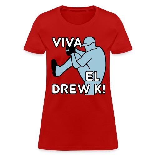 Drew Storen Silhouette - Women's T-Shirt