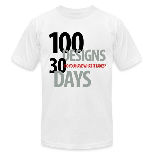 Do You Have What It Takes?  T-Shirt for Men - Men's  Jersey T-Shirt