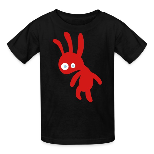 Stupid Creatures Red Logo for Kids