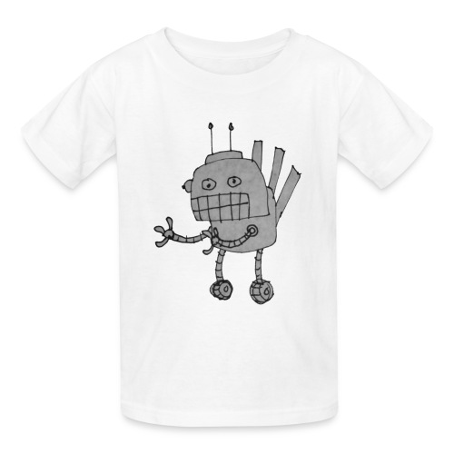 Wheelybot for Kids - Kids' T-Shirt