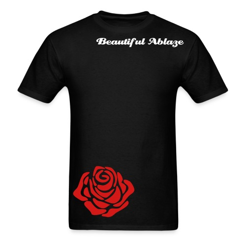 BA Rose - Men's T-Shirt