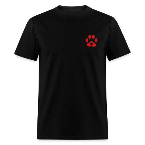 Adopt A Pet W/Logo - Men's T-Shirt