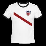 T-Shirts ~ Men's Ringer T-Shirt ~ 1950