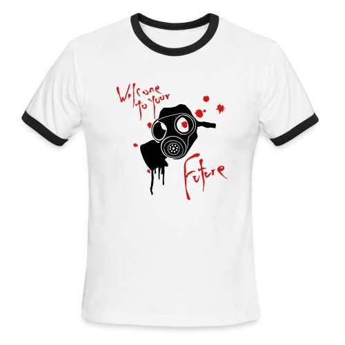 Get Informed - Men's Ringer T-Shirt