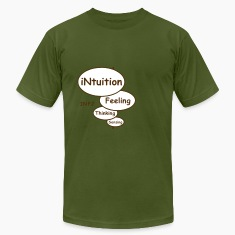 Olive INFJ_with_code T-Shirts