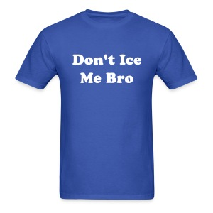 Ice - Men's T-Shirt