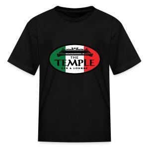 Boys Heavyweight Tshirt (Mex Flag) - Kids' T-Shirt