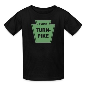 Pennsylvania Turnpike - Kids' T-Shirt