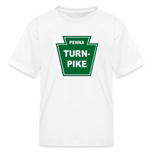 Pennsylvania Turnpike - Kids' T-Shirt