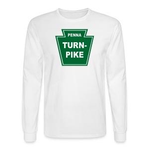 Pennsylvania Turnpike - Men's Long Sleeve T-Shirt