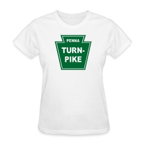 Pennsylvania Turnpike - Women's T-Shirt