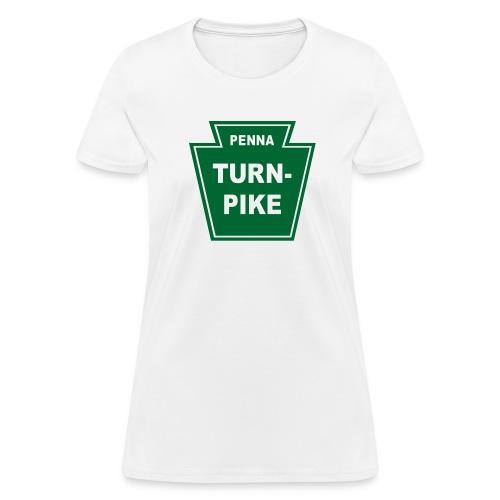 Pennsylvania Turnpike - Women's T-Shirt