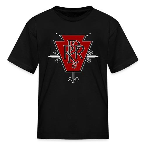 Vintage Pennsylvania Railroad Logo - Kids' T-Shirt