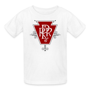 Vintage Pennsylvania Railroad Logo - Kids' T-Shirt