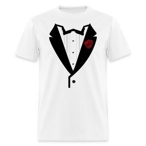 Custom Classic - Solid Black Stylings - Men's T-Shirt