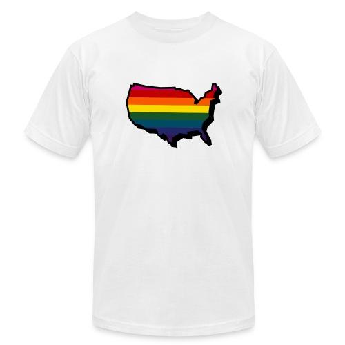 Gaymerica - Men's Fine Jersey T-Shirt