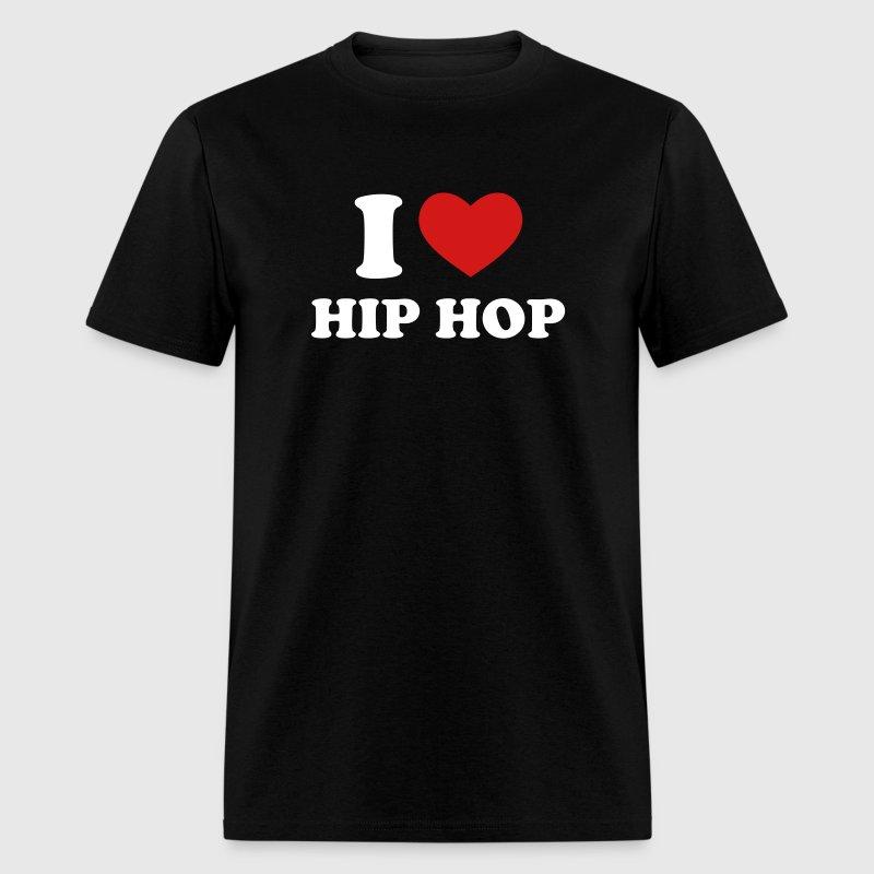 I love hip hop t shirt spreadshirt for Be creative or die shirt
