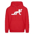 Red Alcohol - Party Hoodies