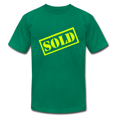 Kelly green Sold - Bachelor party T-Shirts