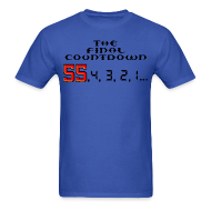 T-Shirts ~ Men's T-Shirt ~ Commencing Matt Capps' save...