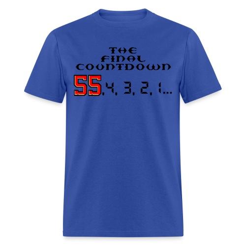 Commencing Matt Capps' save... - Men's T-Shirt