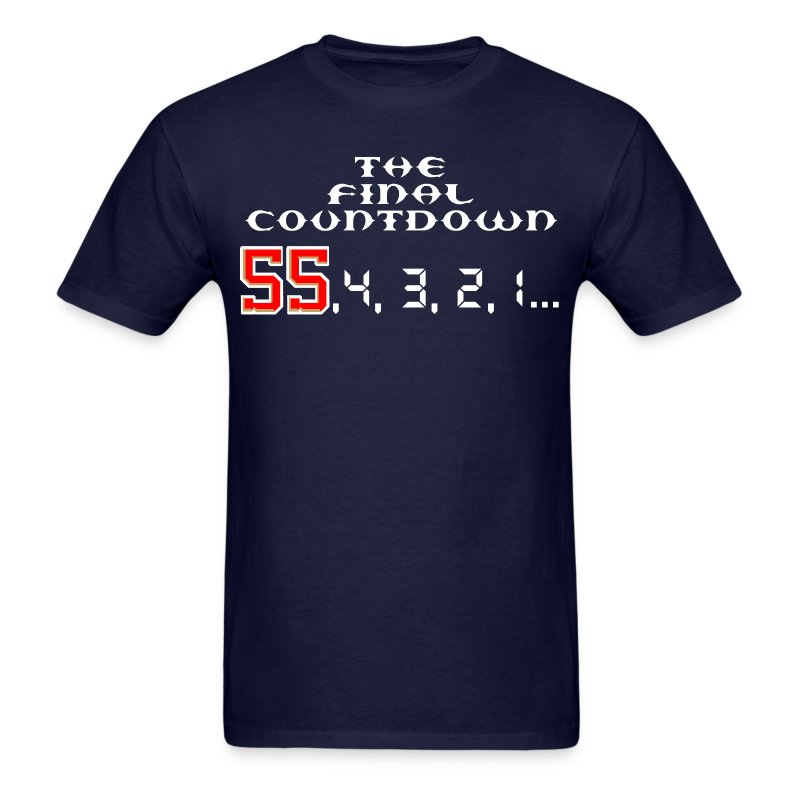 Commencing Matt Capps' save... - Men's T-Shirt