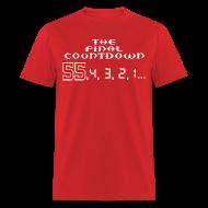 T-Shirts ~ Men's T-Shirt ~ Commencing Matt Capps' save...