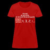 T-Shirts ~ Women's T-Shirt ~ Commencing Matt Capps' save...