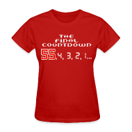 Women's T-Shirts ~ Women's T-Shirt ~ Commencing Matt Capps' save...