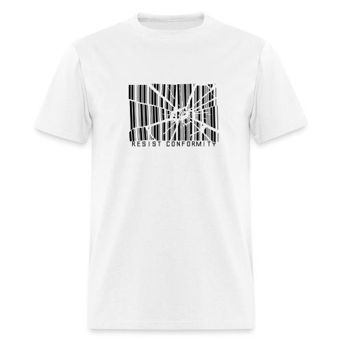 Resist Conformity - Men's T-Shirt